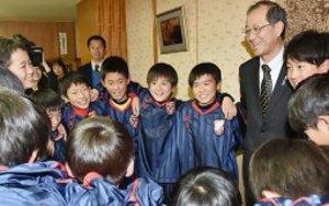 サッカー 鳥取KFC全力誓う 全日本少年大会の代表