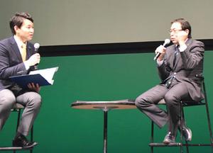 「今季の経験ジャンプアップに」 J2松本の反町監督がトークショー