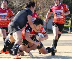 白楊ク競り負け、4位で終了 ラグビー東日本トップL2部