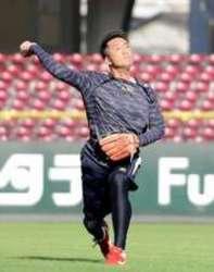 生き残りへ、広島・永川新投法 36歳「やるしかない」