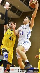 青森、香川を破って4連勝 バスケBリーグ2部