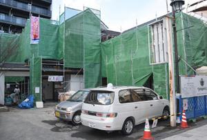 「喫茶山雅」17年2月オープン J2松本の原点復活