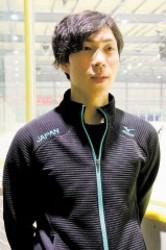 田中、全日本フィギュアへ意気込み 「昨年の自分を超える」