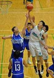 白鴎大B初V、TBCは14連覇 バスケ栃木県クラブ選手権