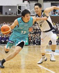 京都、栃木破る バスケBリーグ、滋賀は大敗