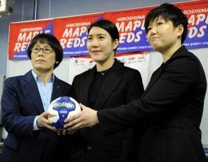 ハンドボール 広島メイプルレッズ、李美京を獲得 元韓国代表
