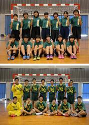 ハンドボール 宮崎県、上位狙う JOCジュニアオリンピックカップ