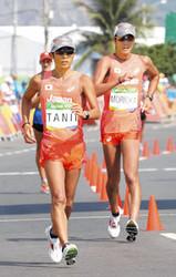 リオ五輪50キロ競歩・谷井 メダルの重圧、荒井の分も