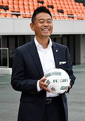 「感動できる試合を」 J2岐阜・大木新監督が抱負