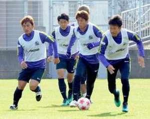 J1広島ボランチ丸谷、勝利の鍵 鹿島と24日天皇杯準々決勝