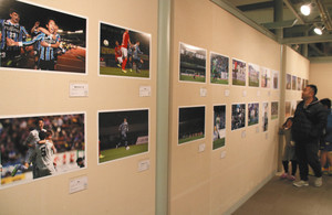 創立20周年のJ1川崎 今年の激闘を振り返る企画展