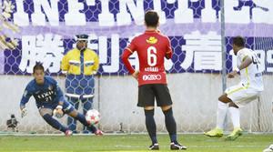 主軸欠いても強い、J1鹿島4強入り 天皇杯サッカー