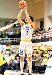 香川逆転負け、信州に85―87 バスケBリーグ2部