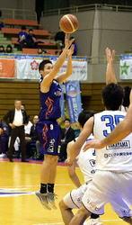 青森、東京Zに敗れる バスケBリーグ2部