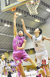 福島初の6連勝、ホームで西宮を下す バスケBリーグ2部