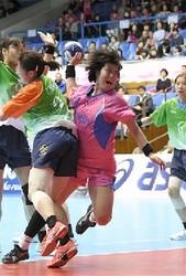 オムロン2年ぶりV、ライバル北国下す ハンド日本選手権