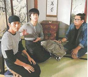 元J1仙台FW大久保 ドラマ演技でもタイで存在感