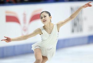 宮原盤石の3連覇 全日本フィギュアスケート