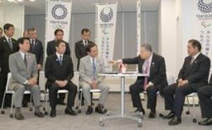 東京五輪 仮設費「組織委で」 札幌など10自治体要請
