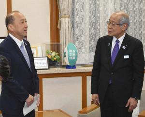 埼玉県が五輪施設整備の協議開始了承 費用分担は拒否