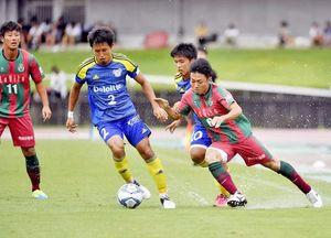 JFLへ挑戦は続く サッカーの高知ユナイテッドSC発足1年