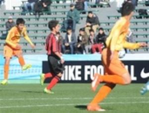 清水JY、全国3冠 サッカー高円宮杯U―15