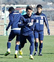 J1大宮、川崎に「勝たないと」…29日天皇杯準決勝に向け、調整