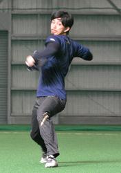 日本ハム・増井 WBC球対策着手 年明けブルペンから本格化