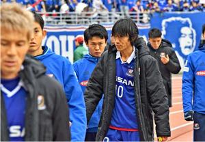 J1横浜M中村俊輔が退団へ 磐田移籍で経営影響も
