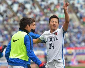 天皇杯 J1鹿島、決勝進出 J1横浜Mを零封 川崎と元日決戦
