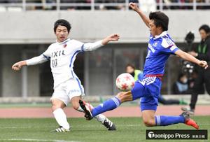 鹿島・柴崎2アシスト 横浜Mに完勝 天皇杯