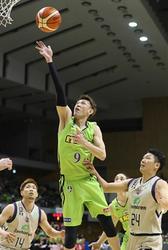 バスケB1北海道 折茂 チーム最多17得点も 琉球に完敗 終盤突き放され 試合前に9000得点セレモニー