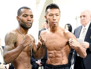 ボクシング内山、31日WBA世界戦 コラレスに勝つ自信100%
