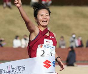 立命大、4年連続10度目の優勝 全日本大学女子選抜駅伝