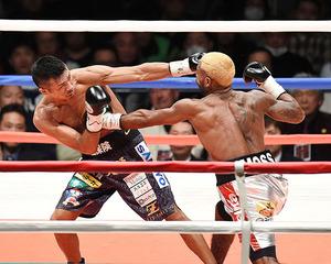 ボクシング内山、コラレスに判定負け「悔しいがこれが実力」