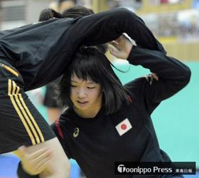 「ポスト伊調馨」に名乗り レスリング・熊野ゆづる