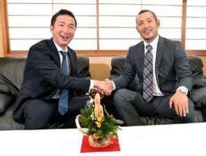 広島カープOB横山さんと広瀬さん 次の主力指名
