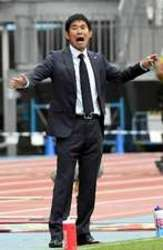 J1広島・森保監督、リーグ制覇が最大の目標