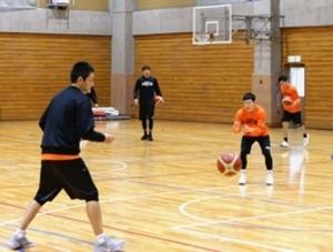 バスケ全日本総合 新潟、12年ぶり出場に闘志燃やす