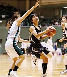 バスケ全日本総合 山梨QB 2回戦で涙