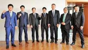 プロ野球 阪神の狩野ら5選手が抱負 上毛新聞社訪問