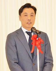 「指導者として球界へ」 元巨人・鈴木尚広さん、地元相馬で抱負