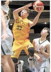 バスケ全日本総合 仙台、JR東日本秋田を圧倒