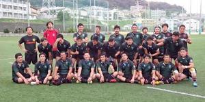 川南ク、強豪撃破へ闘志 ラグビー全国クラブ大会8日開幕