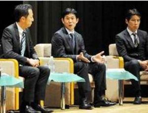 日本サッカーの未来語る J1広島・森保監督ら