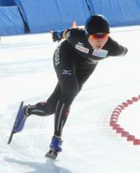 高木美、スケート女子3000大会新V 日本学生氷上