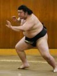 十両小柳が最終調整 大相撲初場所