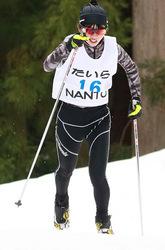 距離女子・宮木V、男子・山下陽2冠 富山県スキー選手権