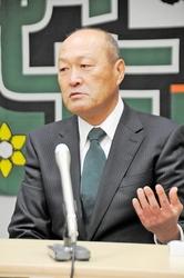 サッカー 北信越リーグ福井の望月新監督がJFL昇格へ抱負