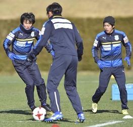 J3沼津が始動  中山雅史「チームに貢献したい」